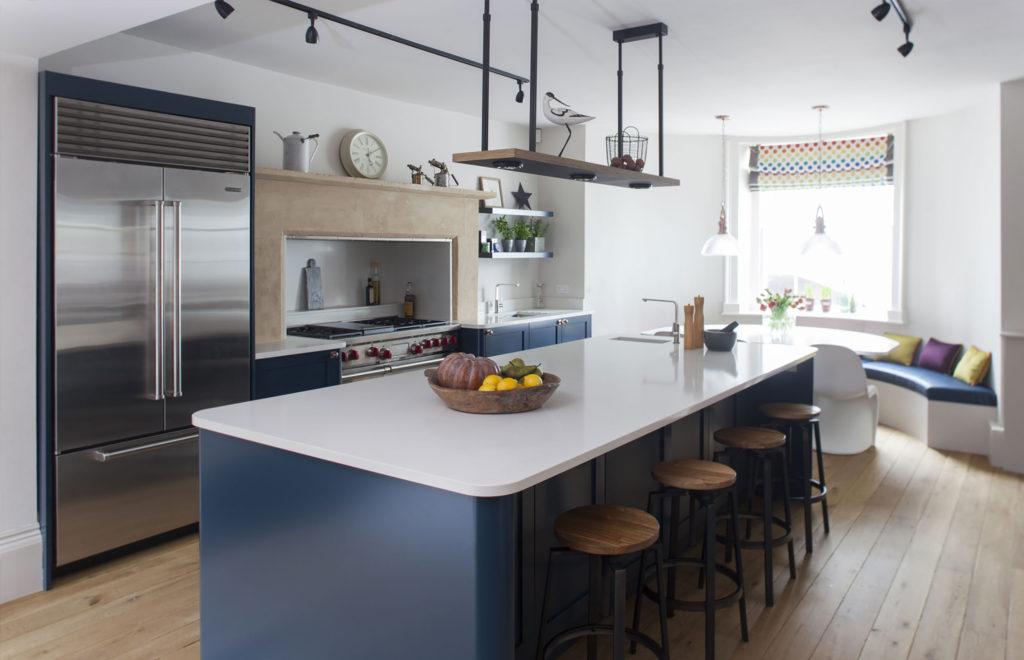 Family Kitchen Designed By Bath Kitchen Company