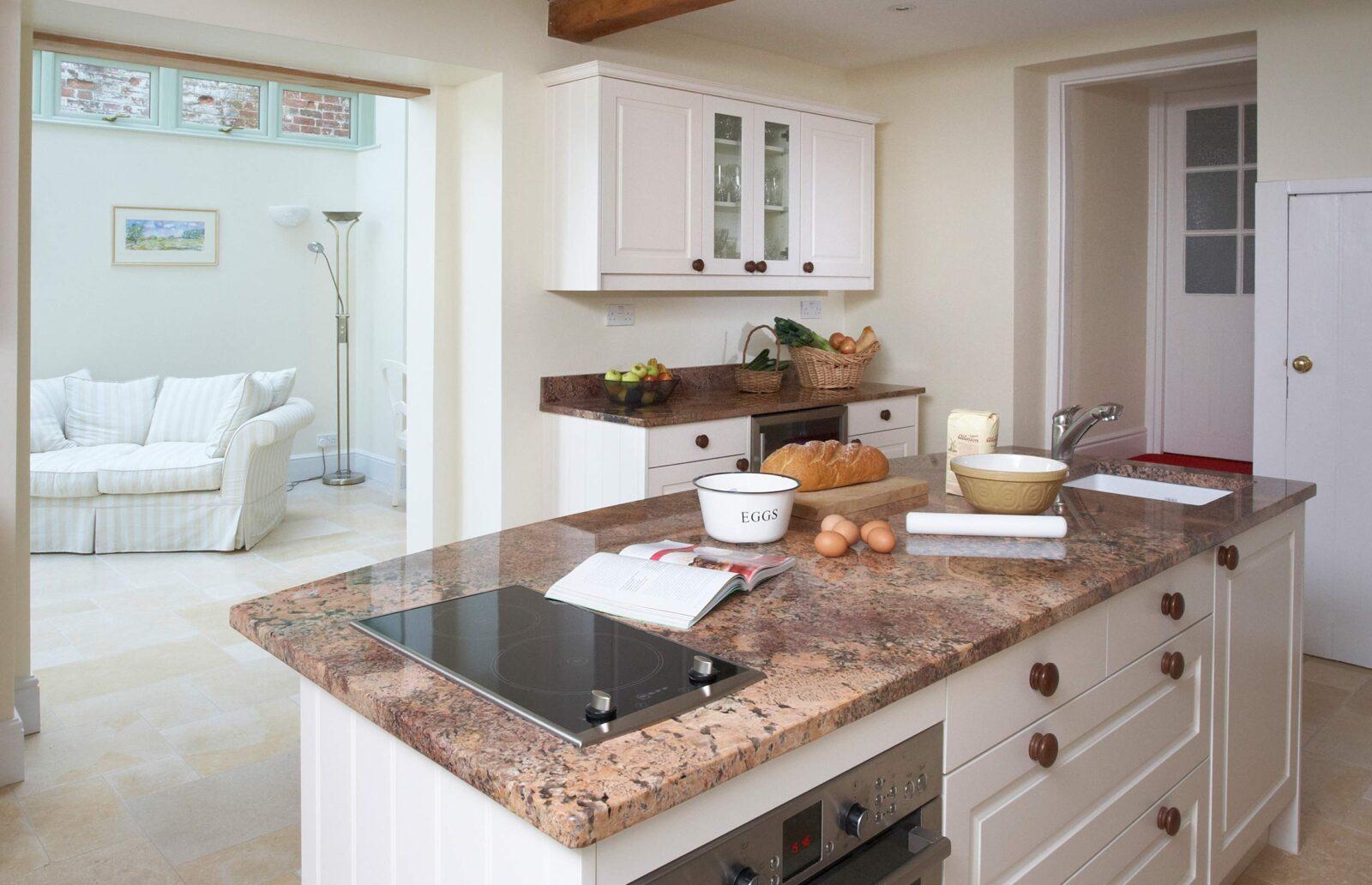 Classic Bespoke Kitchen View