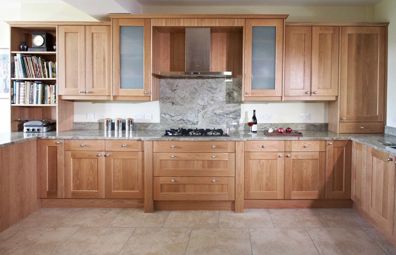 Lavish Bespoke Kitchen with highest Quality Finish
