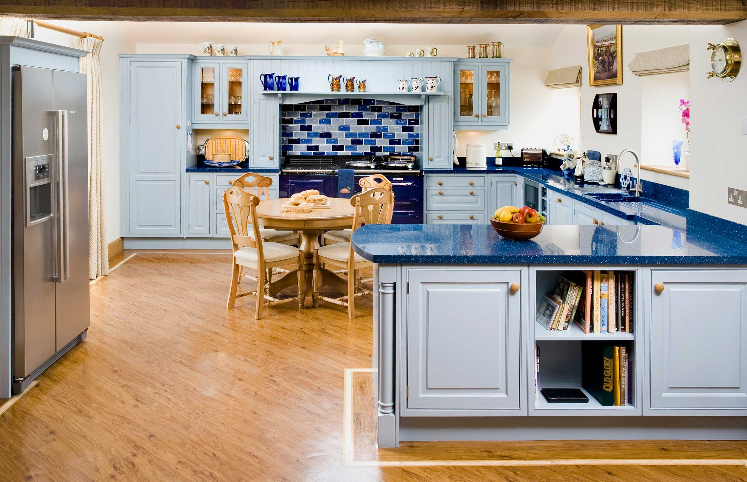 Bespoke Kitchen For A Barn Conversion