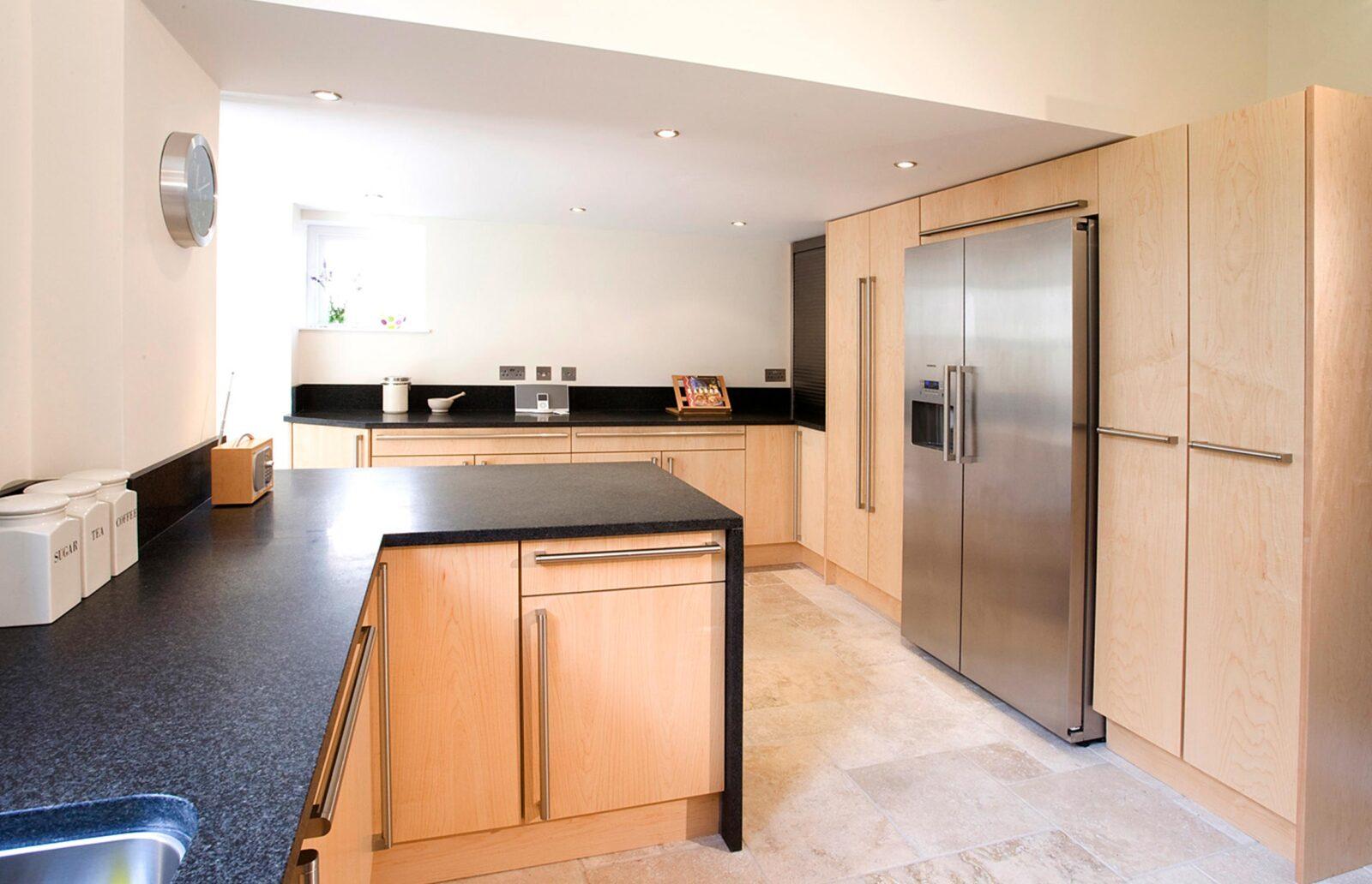 Contemporary City Kitchen Design Bath Kitchen Company