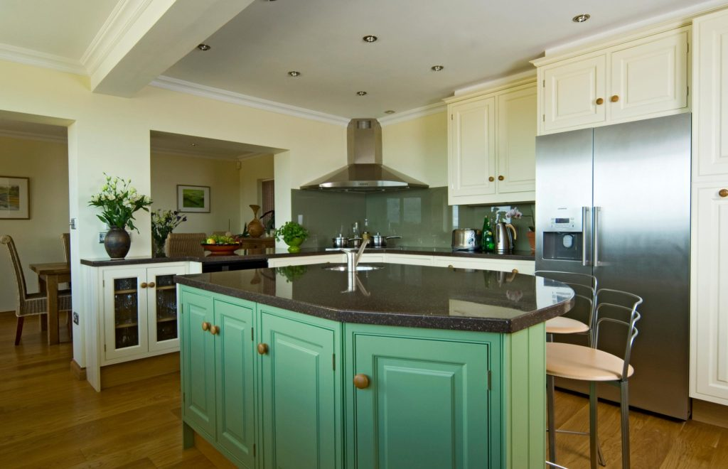 Bespoke countryside hideaway kitchen