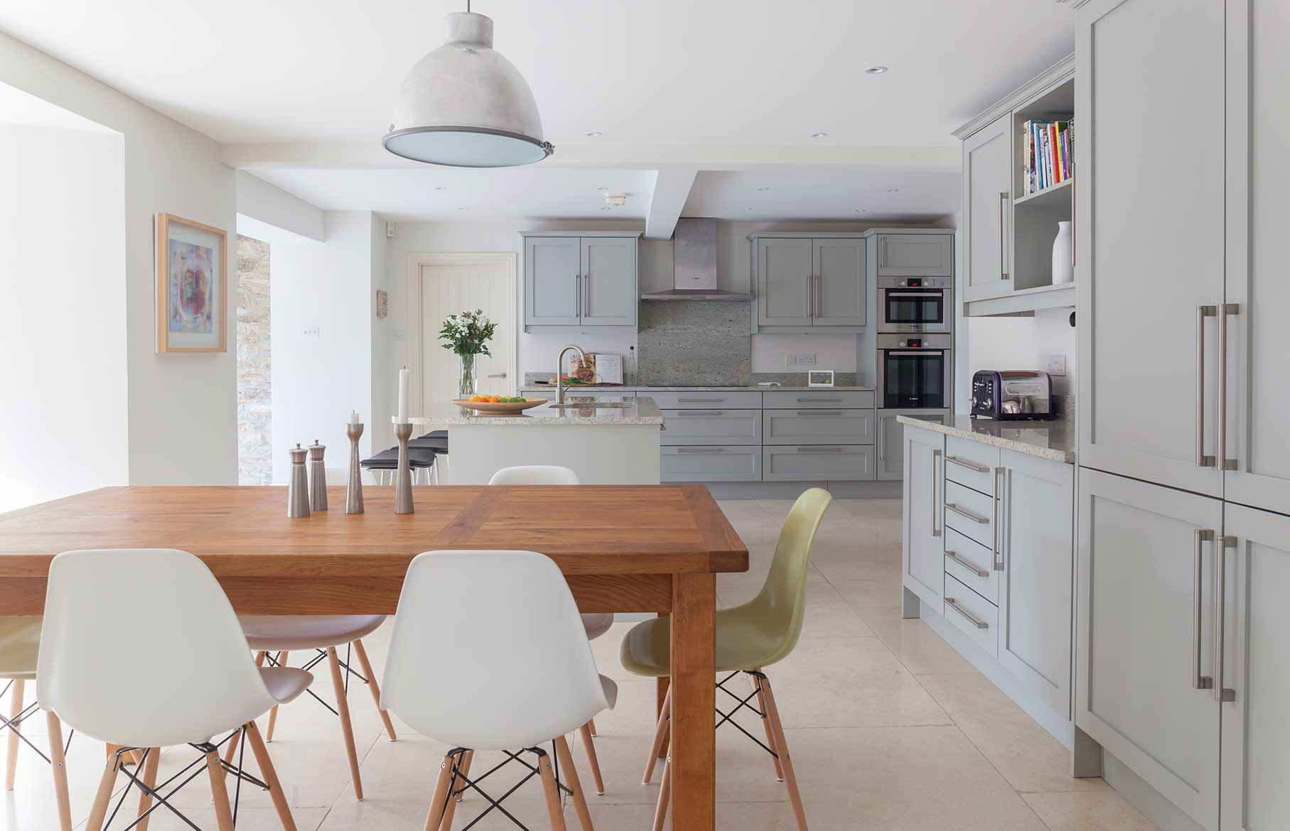 Bespoke Timeless Kitchen