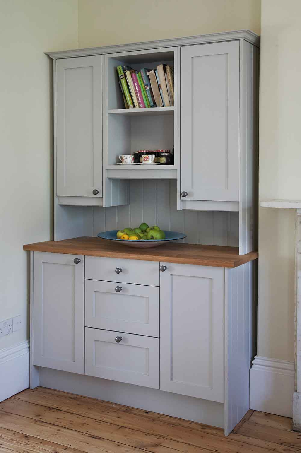 Bespoke french classic kitchen single cupboard