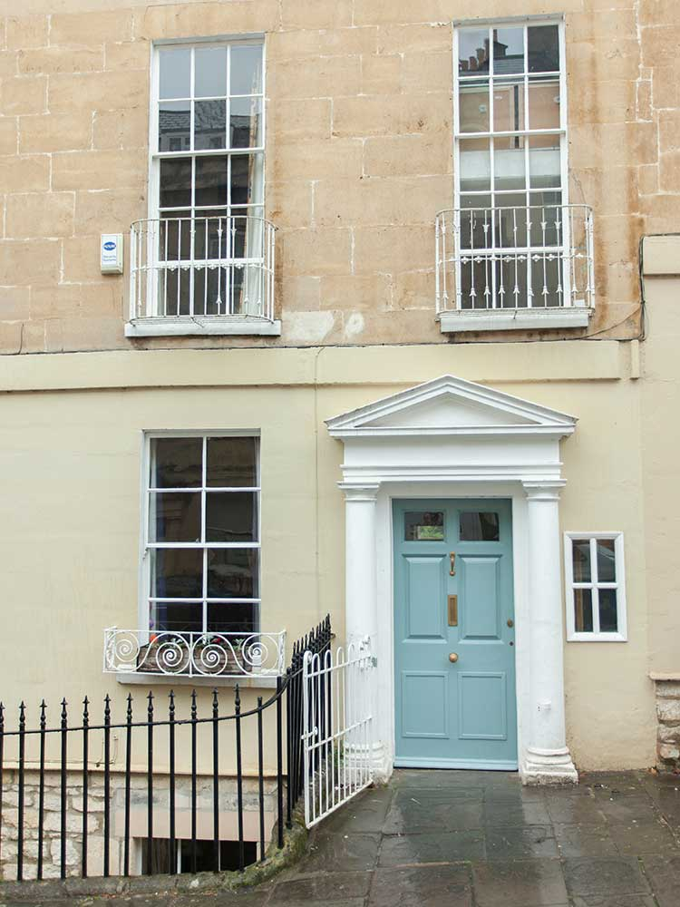 Georgian Townhouse in Bath city centre