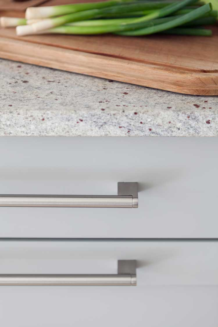 Bespoke Timeless Scandi kitchen detail 02