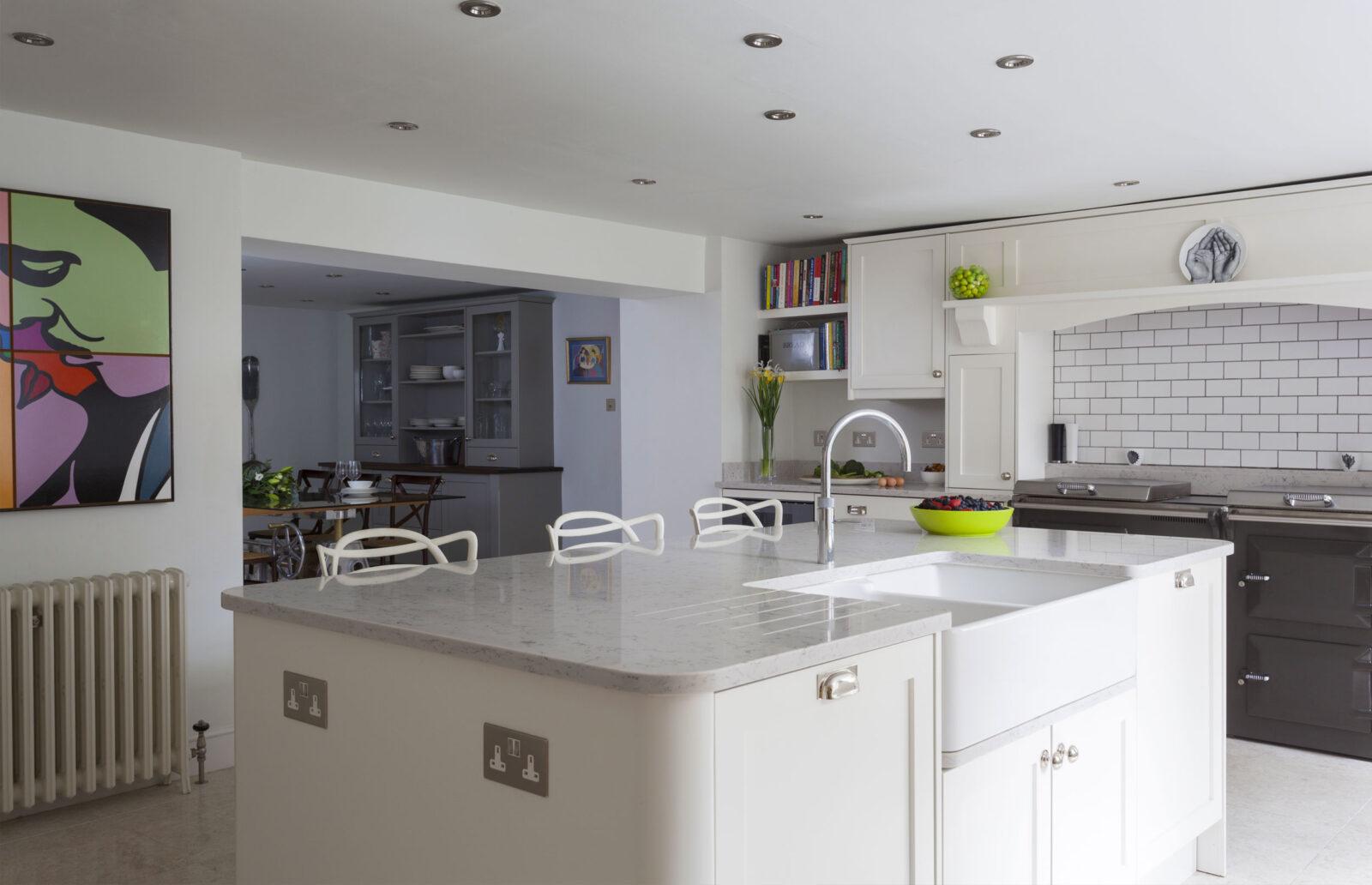 Luxury Kitchen Bath