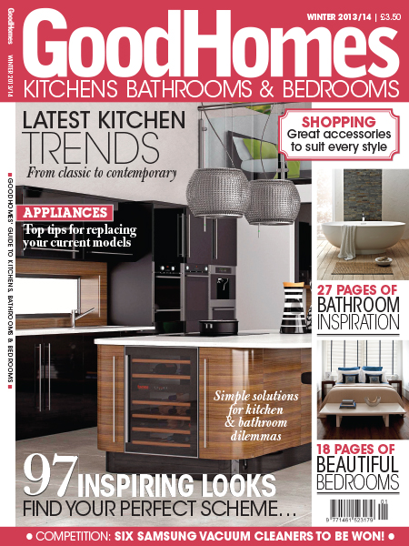 Good Homes Winter 2014 Featuring Bath Kitchen Company