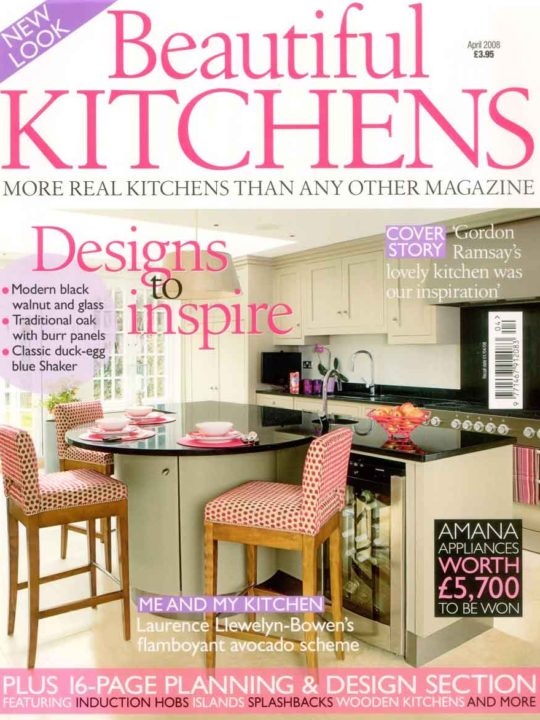 Beautiful Kitchens 2008