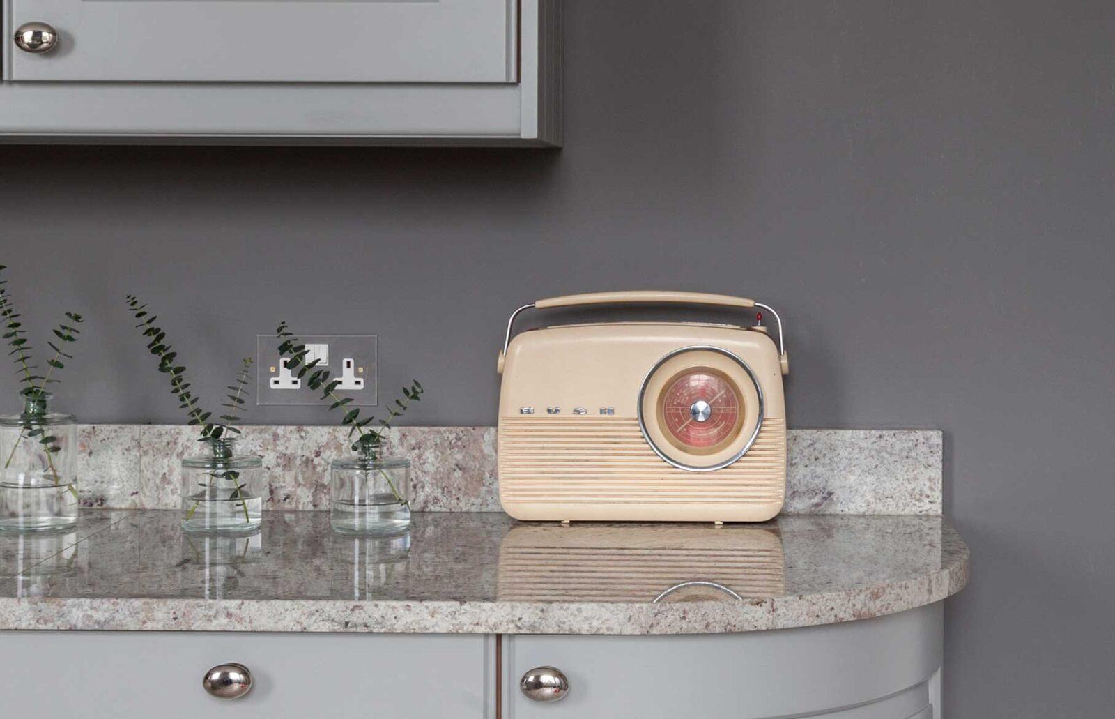 Bespoke kitchen design details