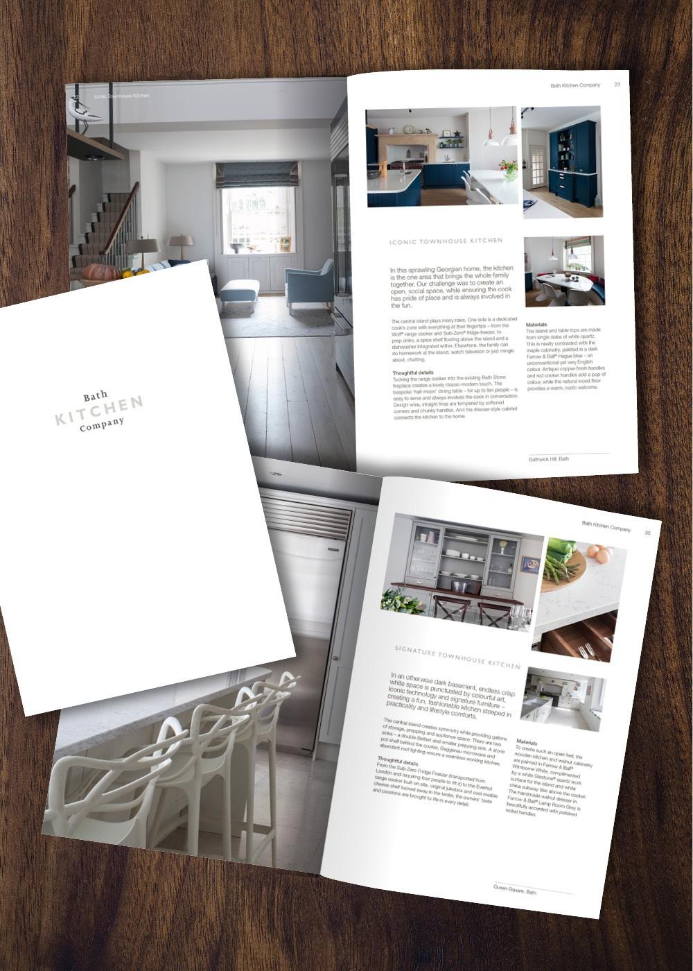 Brochure 2018 Bath Kitchen Company