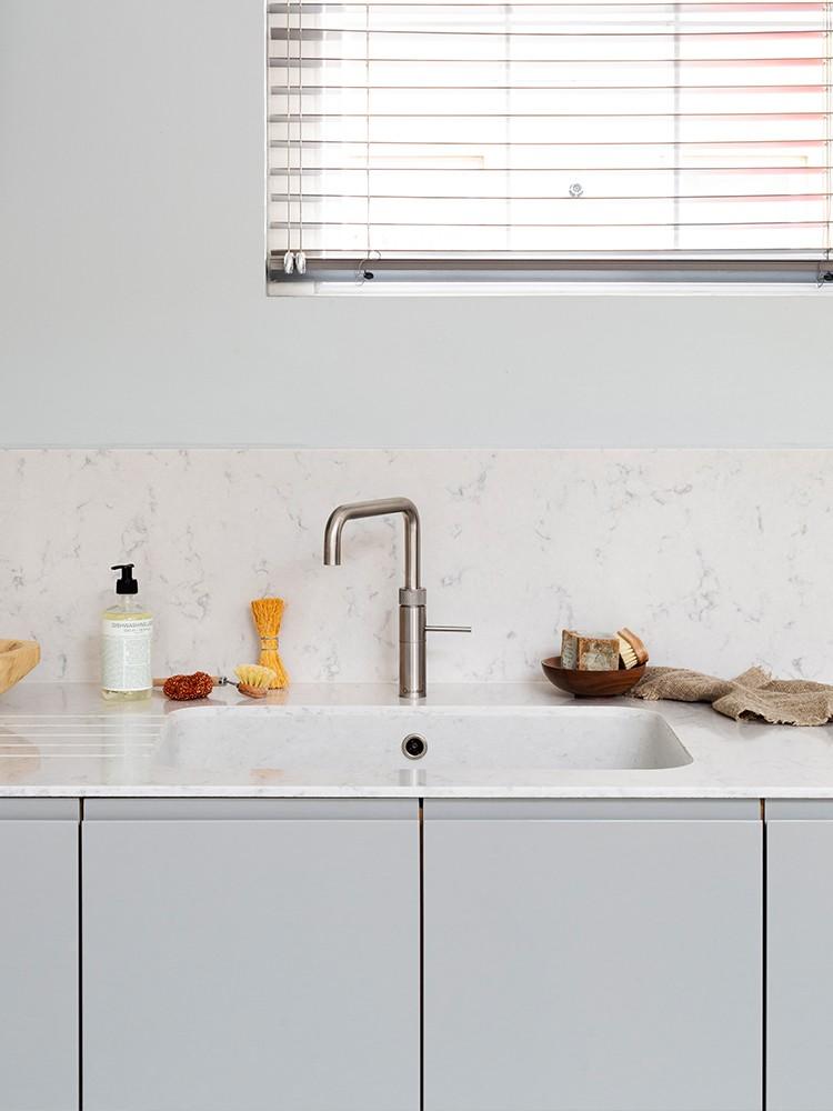 Understated Minimal kitchen detail 1