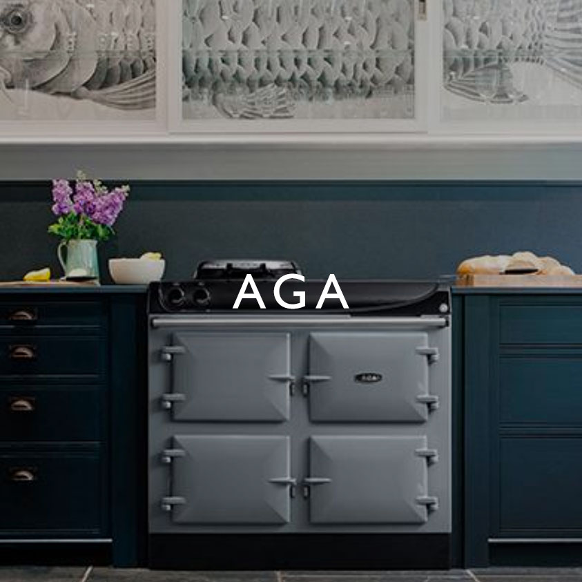 AGA brand used by Bath Kitchen Company