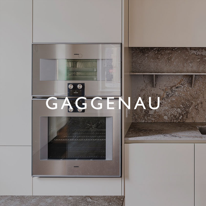 Gaggenau brand used by Bath Kitchen Company