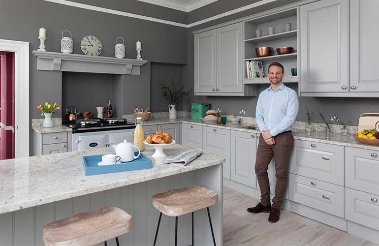 James Horsfall Director of Bath Kitchen Company