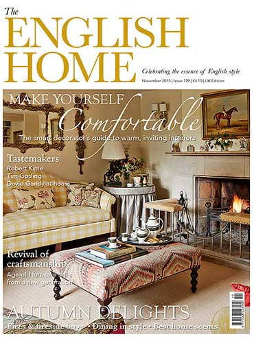 The English Home featuring Bath Kitchen Company